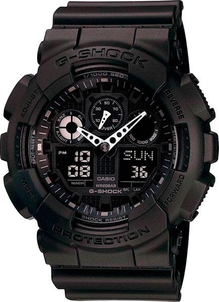 Наручные мужские часы Casio GA-100-1A1