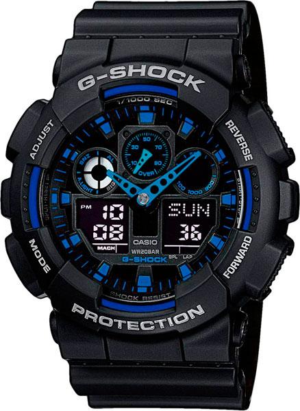 Наручные мужские часы Casio GA-100-1A2
