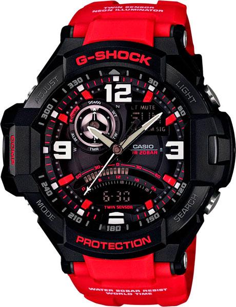 Наручные мужские часы Casio GA-1000-4B