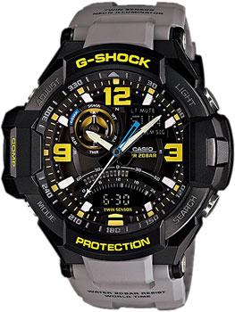 Наручные мужские часы Casio GA-1000-8A