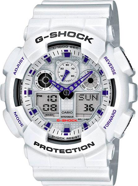 Наручные мужские часы Casio GA-100A-7A