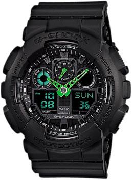 Наручные мужские часы Casio GA-100C-1A3