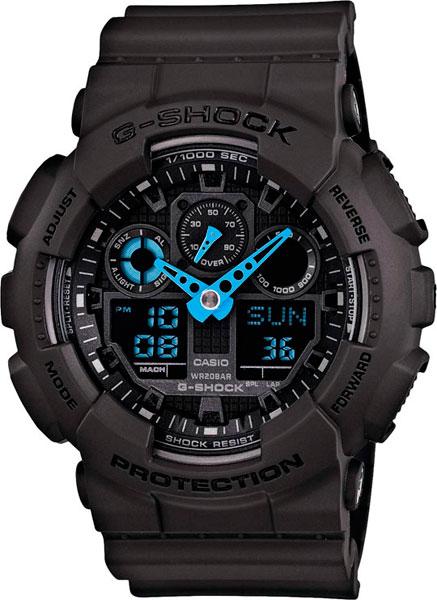 Наручные мужские часы Casio GA-100C-8A