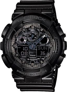 Наручные мужские часы Casio GA-100CF-1A