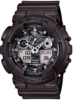 Наручные мужские часы Casio GA-100CF-8A