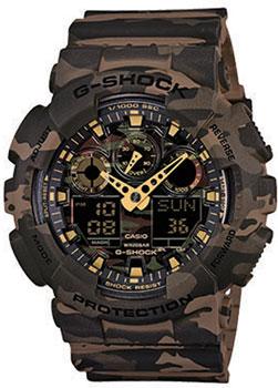 Наручные мужские часы Casio GA-100CM-5A