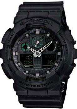 Наручные мужские часы Casio GA-100MB-1A