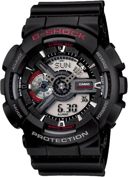 Наручные мужские часы Casio GA-110-1A