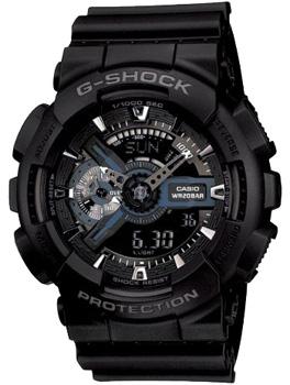 Наручные мужские часы Casio GA-110-1B