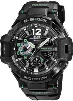 Наручные мужские часы Casio GA-1100-1A3
