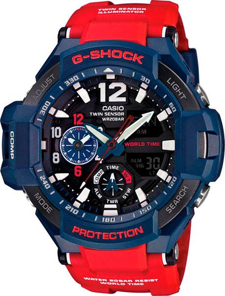 Наручные мужские часы Casio GA-1100-2A