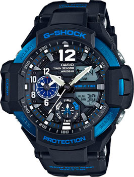Наручные мужские часы Casio GA-1100-2B