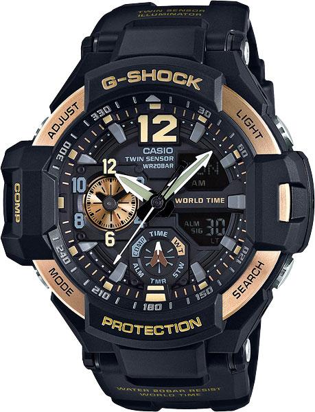 Наручные мужские часы Casio GA-1100-9G