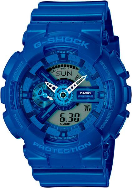 Наручные мужские часы Casio GA-110BC-2A