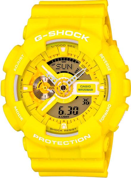 Наручные мужские часы Casio GA-110BC-9A