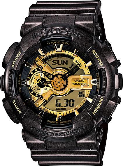 Наручные мужские часы Casio GA-110BR-5A