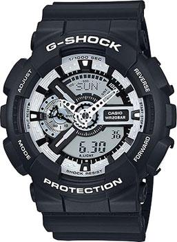Наручные мужские часы Casio GA-110BW-1A