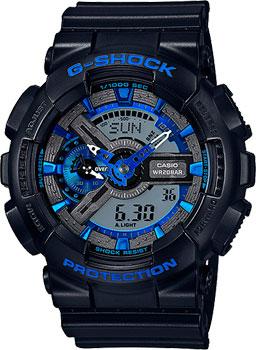Наручные мужские часы Casio GA-110CB-1A
