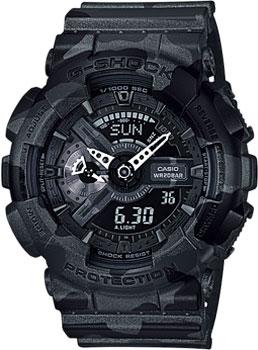 Наручные мужские часы Casio GA-110CM-1A