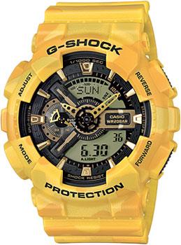 Наручные мужские часы Casio GA-110CM-9A