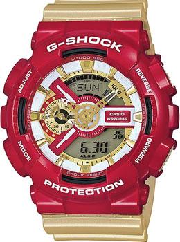 Наручные мужские часы Casio GA-110CS-4A