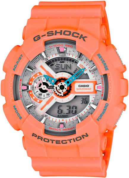 Наручные мужские часы Casio GA-110DN-4A