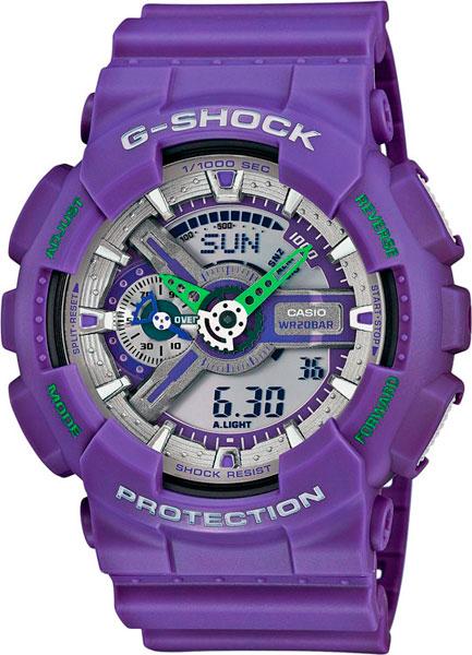 Наручные мужские часы Casio GA-110DN-6A
