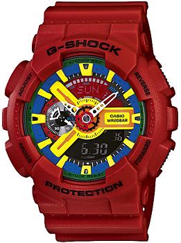 Наручные мужские часы Casio GA-110FC-1A