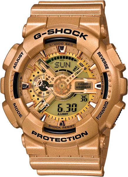 Наручные мужские часы Casio GA-110GD-9A