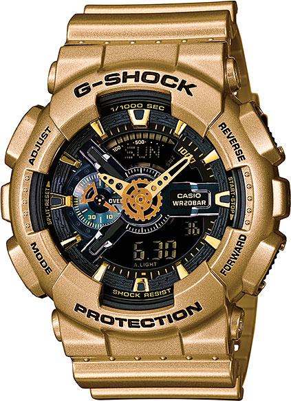 Наручные мужские часы Casio GA-110GD-9B