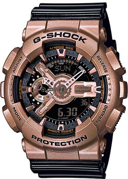 Наручные мужские часы Casio GA-110GD-9B2