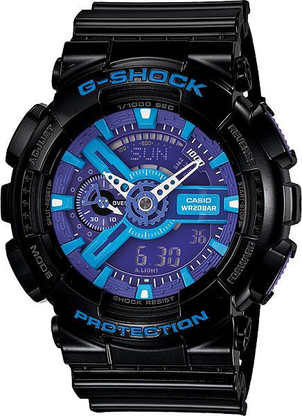 Наручные мужские часы Casio GA-110HC-1A