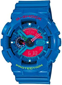 Наручные мужские часы Casio GA-110HC-2A