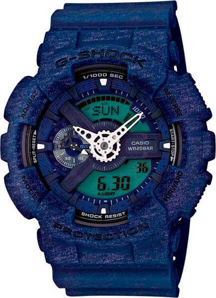 Наручные мужские часы Casio GA-110HT-2A