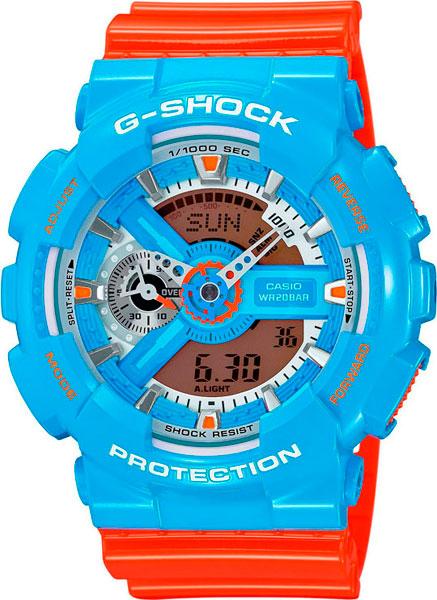 Наручные мужские часы Casio GA-110NC-2A