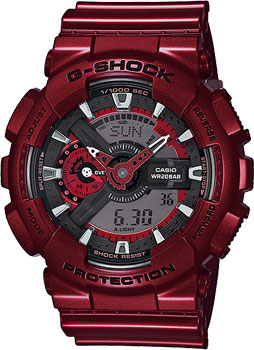 Наручные мужские часы Casio GA-110NM-4A