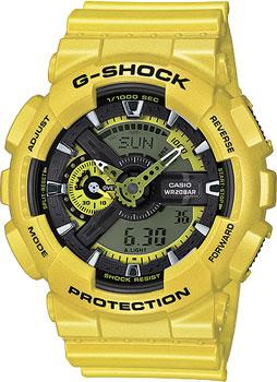 Наручные мужские часы Casio GA-110NM-9A