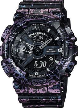 Наручные мужские часы Casio GA-110PM-1A