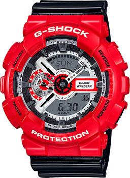 Наручные мужские часы Casio GA-110RD-4A