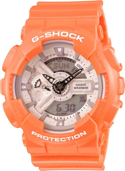 Наручные мужские часы Casio GA-110SG-4A