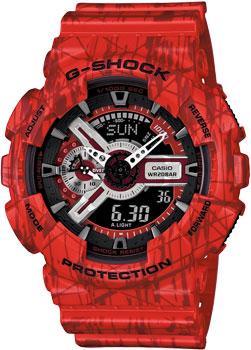 Наручные мужские часы Casio GA-110SL-4A
