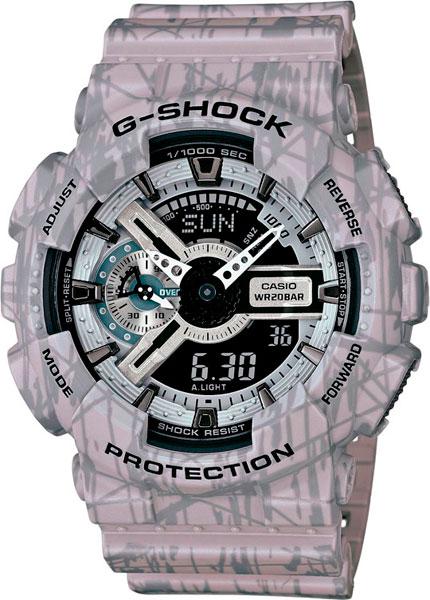 Наручные мужские часы Casio GA-110SL-8A