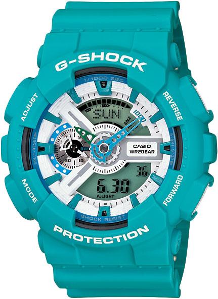 Наручные мужские часы Casio GA-110SN-3A