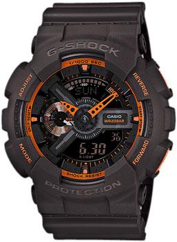 Наручные мужские часы Casio GA-110TS-1A4