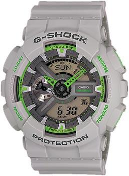 Наручные мужские часы Casio GA-110TS-8A3