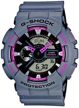 Наручные мужские часы Casio GA-110TS-8A4