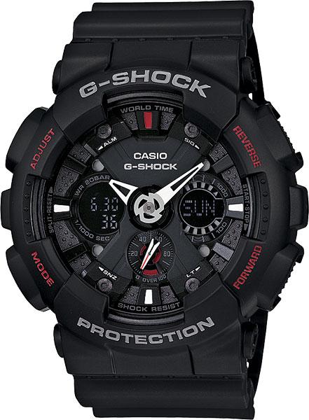 Наручные мужские часы Casio GA-120-1A