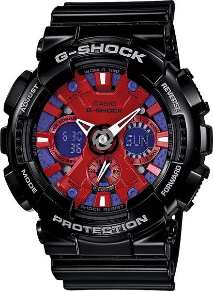 Наручные мужские часы Casio GA-120B-1A