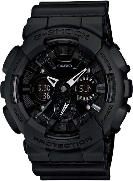 Наручные мужские часы Casio GA-120BB-1A