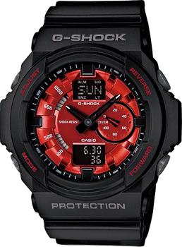 Наручные мужские часы Casio GA-150MF-1A